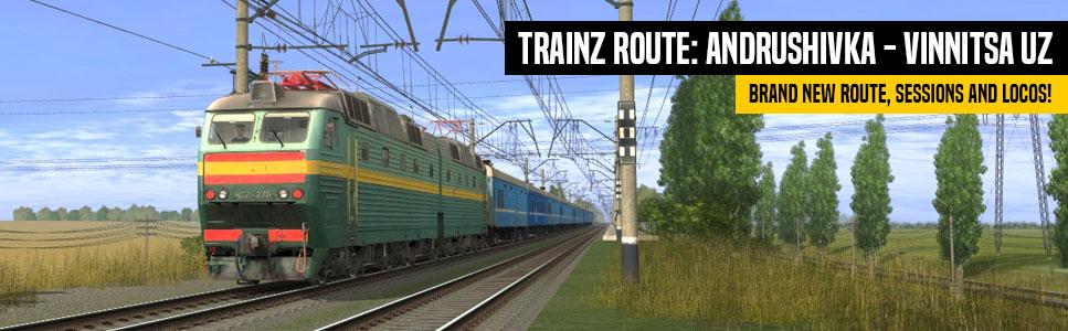 trainz simulator 12 маршруты и сценарии