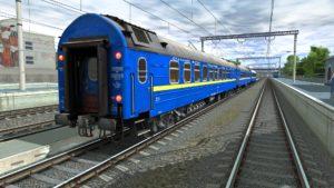 RZD-UZ-RIC Wagons